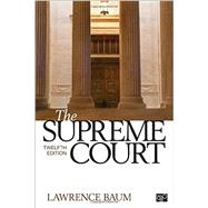 The Supreme Court by Baum, Lawrence, 9781483376110