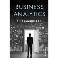 Business Analytics by Bag; Dinabandhu, 9781138916111