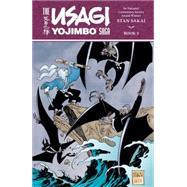 The Usagi Yojimbo Saga 3 by Sakai, Stan; Luth, Tom, 9781616556112