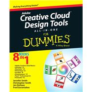 Adobe Creative Cloud Design Tools All-in-one for Dummies by Smith, Jennifer; Smith, Christopher; DeHaan, Jen; Gerantabee, Fred, 9781118646113