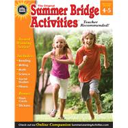 Summer Bridge Activities, Grades 4 - 5 : Bridging Grades Fourth to Fifth by Summer Bridge Activities; Rainbow Bridge Publishing, 9781620576113