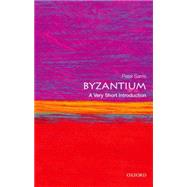 Byzantium: A Very Short Introduction by Sarris, Peter, 9780199236114