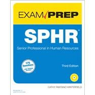 SPHR Exam Prep Senior Professional in Human Resources by Winterfield, Cathy, 9780789756114
