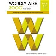 Wordly Wise 3000 Student Book 11 by Kenneth Hodkinson, Sandra Adams, 9780838876114
