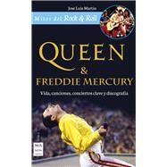 Queen & Freddie Mercury by Martín, José Luís, 9788494696114