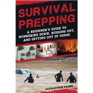 Survival Prepping by Adams, Jason Ryder, 9781510736115