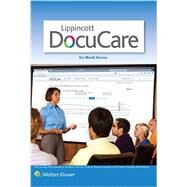 Lippincott's Docucare, 6 Month Access by Lippincott Williams & Wilkins, 9781451186116