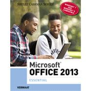 Microsoft Office 2013 Essential by Vermaat, Misty E., 9781285166117