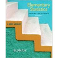 Elementary Statistics: A Brief Version, 6th Edition by Bluman, Allan, 9780073386119