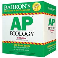 Barron's Ap Biology by Goldberg, Deborah T., 9781438076119