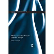 A Re-Assessment of AristotleÆs Economic Thought by Crespo *DO NOT USE*; Ricardo, 9781138686120