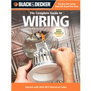 The Complete Guide to Wiring by Cool Springs Press, 9781591866121