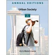 Annual Editions: Urban Society, 16/e by Levine, Myron, 9780078136122