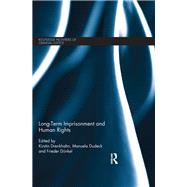 Long-Term Imprisonment and Human Rights by Drenkhahn; Kirstin, 9781138666122