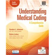 Understanding Medical Coding A Comprehensive Guide by Johnson, Sandra L.; Linker, Robin, 9781305666122