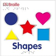 Shapes by Dorling Kindersley, Inc., 9781465436122