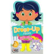 My Dress Up Friend by Johnson, Monica, 9781770666122
