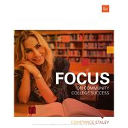 FOCUS on Community College Success by Staley, Constance, 9781337406123