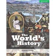 The World's History Combined Volume by Spodek, Howard, 9780205996124