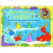 Five Little Ducks by Raffi, 9780833586124