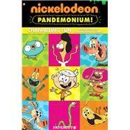 Nickelodeon Pandemonium #1 by Esquivel, Eric; Petrucha, Stefan; Schuster, Andreas; Strejlau, Allison; Jampole, Ryan, 9781629916125