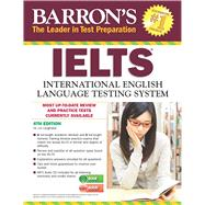 Barron's Ielts by Loughleed, Lin, 9781438076126