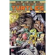 Teenage Mutant Ninja Turtles 14 by Eastman, Kevin B.; Waltz, Tom; Garing, Ken (CON); Dialynas, Michael (CON), 9781631406126