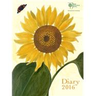 The Royal Horticultural Society Diary 2016 by Royal Horticultural Society, 9780711236127