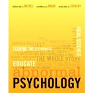 Abnormal Psychology by Beidel, Deborah C.; Bulik, Cynthia M.; Stanley, Melinda A., 9780132216128