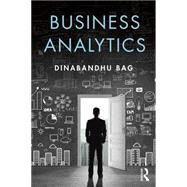 Business Analytics by Bag; Dinabandhu, 9781138916128