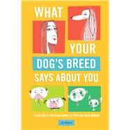 What Your Dog's Breed Says About You by Hoare, Jo, 9781911026129
