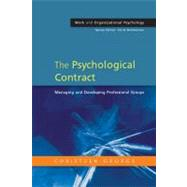 The Psychological Contract by George, Christeen, 9780335216130