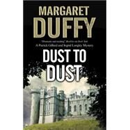 Dust to Dust by Duffy, Margaret, 9780727886132