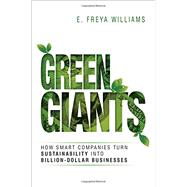 Green Giants by Williams, E. Freya, 9780814436134