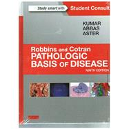 Robbins & Cotran Pathologic Basis of Disease by Kumar, Vinay, 9781455726134