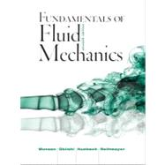 Fundamentals of Fluid Mechanics, 7th Edition by Unknown, 9781118116135