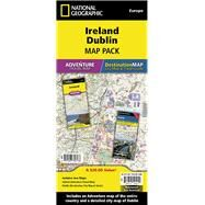 Ireland, Dublin: Map Pack Bundle by National Geographic Maps - Adventure, 9781597756136