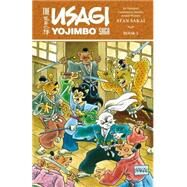 The Usagi Yojimbo Saga 5 by Sakai, Stan, 9781616556136