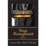 Stage Management by Stern; Lawrence, 9780205006137
