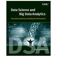 Data Science & Big Data Analytics by Emc Education Services, 9781118876138