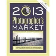 Photographer's Market 2013 by Bostic, Mary Burzlaff, 9781599636139