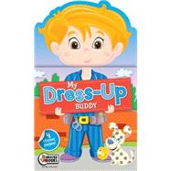 My Dress Up Buddy by Johnson, Monica, 9781770666139