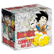 Dragon Ball Box Set  (Vol.s 1-16); Volumes 1 - 16 by Akira Toriyama; Akira Toriyama, 9781421526140