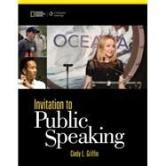 Invitation to Public Speaking - National Geographic Edition by Griffin, Cindy L., 9781285066141