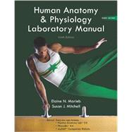 Human Anatomy & Physiology Lab Manual by Marieb, Elaine N.; Mitchell, Susan J., 9780321616142