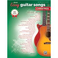 Alfred's Easy Guitar Songs by Alfred Music, 9781470636142