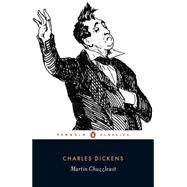 Martin Chuzzlewit by Dickens, Charles (Author); Ingham, Patricia (Editor/introduction); Ingham, Patricia (Notes by), 9780140436143