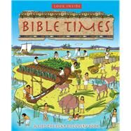 Look Inside Bible Times by Rock, Lois; Lewis, Anthony, 9780745976143