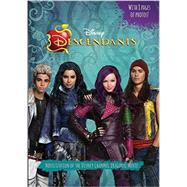 Descendants: A Novelization by Disney Book Group; Disney Storybook Art Team; Disney Storybook Art Team, 9781484726143