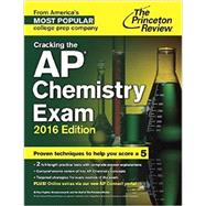 Cracking the AP Chemistry Exam, 2016 Edition by PRINCETON REVIEW, 9780804126144